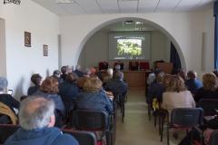 Presentazione libro nella Biblioteca diocesana a Rossano
