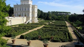 Villa Pamphili Roma