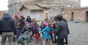 Visita gioco a Castel S. Angelo