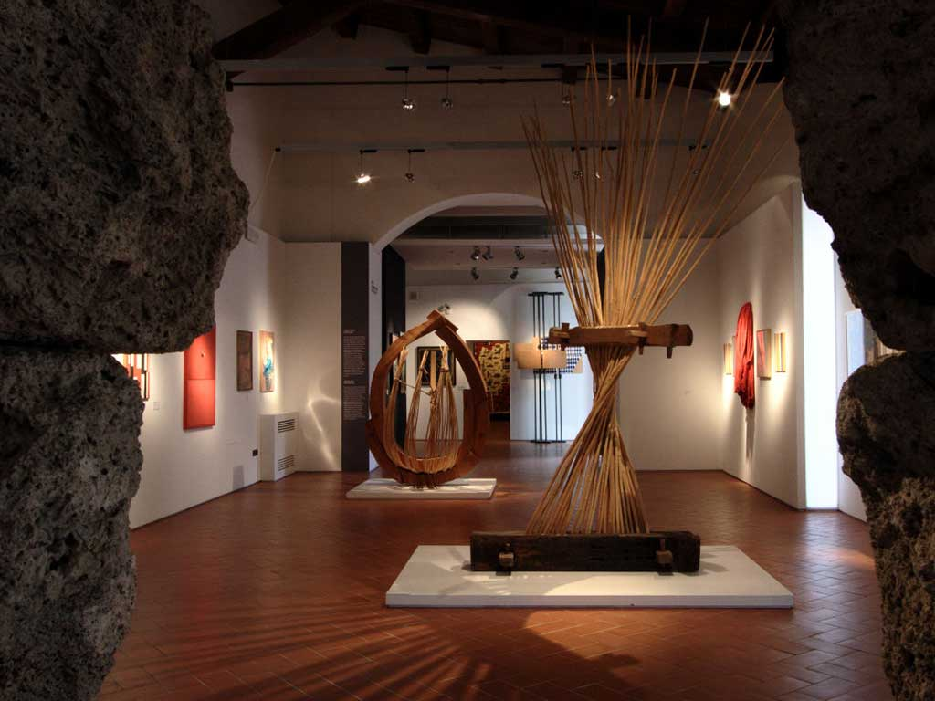 Museo d'arte contemporanea Aurelio De Felice
