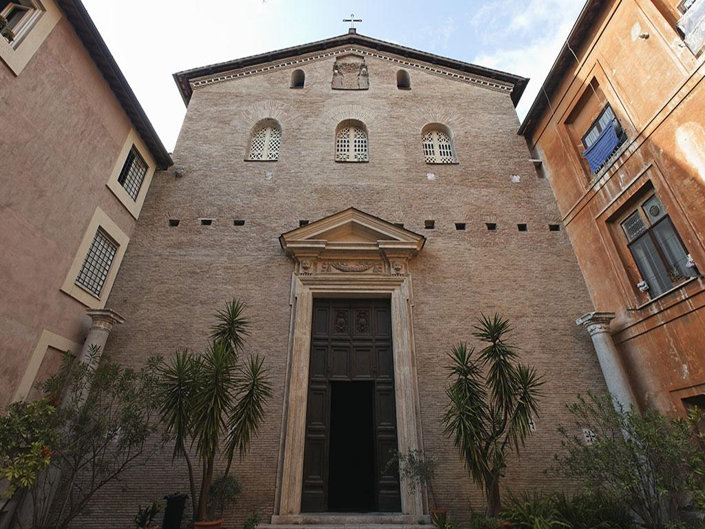 Santa Prassede - Roma