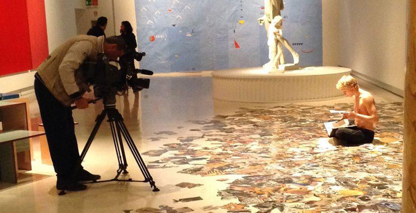 XVI Quadriennale di arte contemporanea a Roma