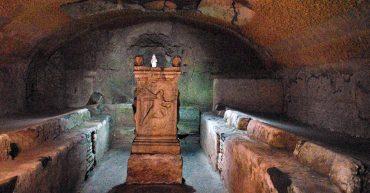 Altare del Mitreo Basilica San Clemente - Roma