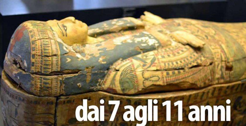 Museo Egizio 7-11-anni
