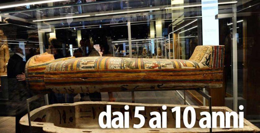 Museo Egizio Roma 5-10-anni