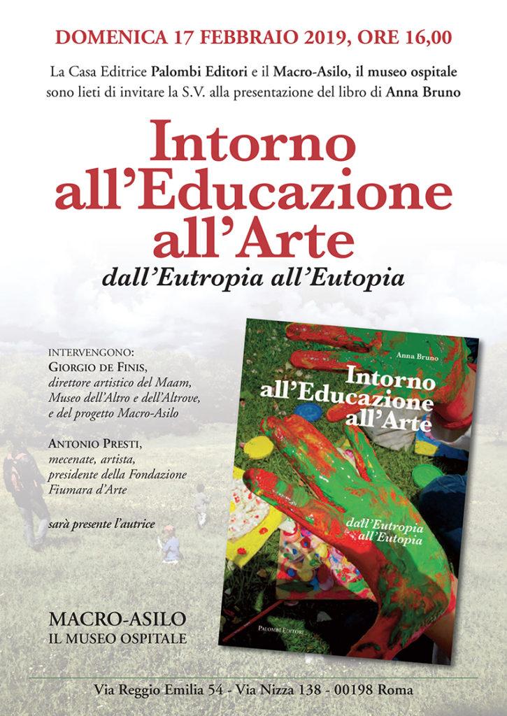 Presentazione libro Intorno al'Educazione all'Arte al Macro