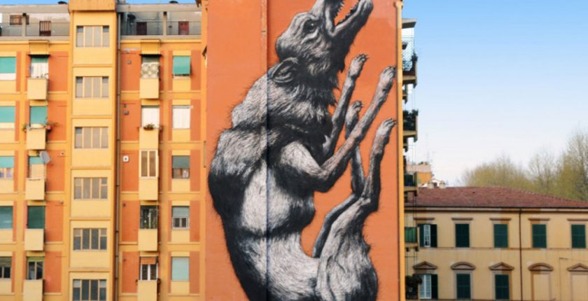 Il lupo di Roa