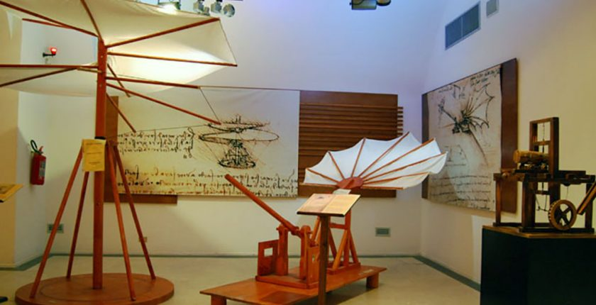 Macchine Leonardo da Vinci